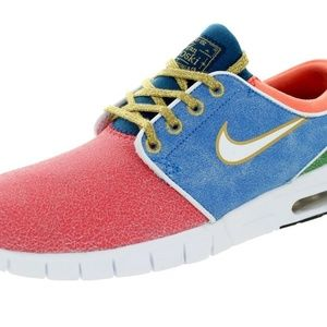 NIKE Shoes - Nike STEFAN JANOSKI MAX L QS Rio White Photo Blue